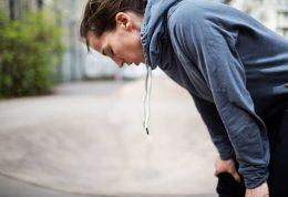 ترومبوز شریانی در پاها و افزایش خطر مرگ با کم تحرکی