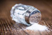 هشدار در خصوص استفاده بیش از حد از نمک