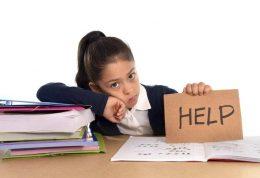 استرس و اضطراب تحصیلی در بین دانش آموزان