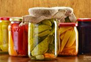 مزایای مصرف غذاهای تخمیرشده