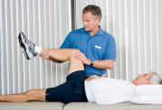 رفع درد زانو با درمان دستی یا کایروپراکتیک