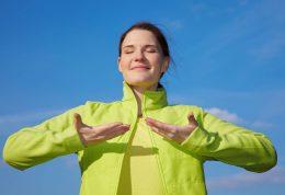 تنفس سه قسمتی چیست؟