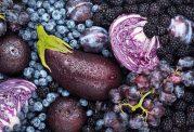 میوه ها و سبزی های بنفش رنگ چه فوایدی دارند؟