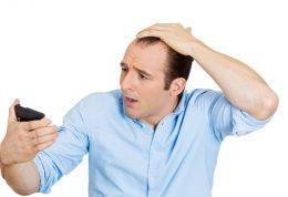 روش کنترل ریزش موها