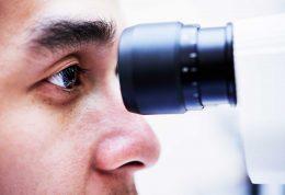 تشخیص احتمال نابینایی با آزمایش خون