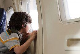 آسیب به گوش ها با چرت زدن در هواپیما