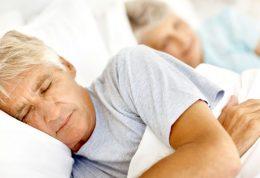 اهمیت خواب خوب برای سالمندان