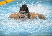 سلامت جسمی با شنا