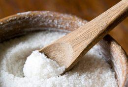 فواید سلامتی نمک دریایی