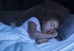 روش های کنترل کابوس شبانه کودکان