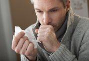 یکی از علائم ضعف در مکانیسم دفاعی بدن سرفه است