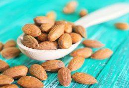 با مصرف بادام کلسترول خوب بدن را افزایش دهید