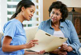 چگونه مراقب مبتلایان به سرطان سینه باشیم