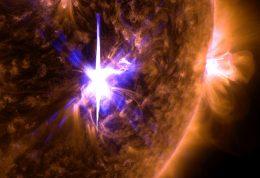 درباره طوفان خورشیدی چه می دانید؟