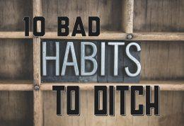 خطرناک ترین عادات مضر برای سلامتی