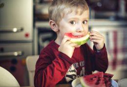 اضافه وزن کودکان با صبحانه نخوردن