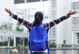 یک کوله پشتی استاندارد برای دانش آموزان چه ویژگی هایی دارد؟