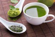چربی سوزی و کاهش وزن با چای سبز