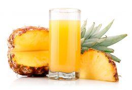 آناناس شربت ضد سرفه کاملا طبیعی