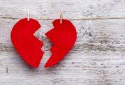 ثابت شدن شکستن دل در علم پزشکی