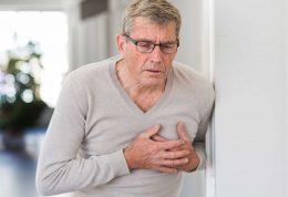 تاثیر فشار خون بالا در بروز سکته های قلبی