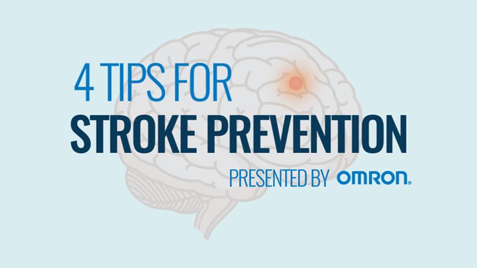 پیشگیری های مفید در برابر سکته مغزی