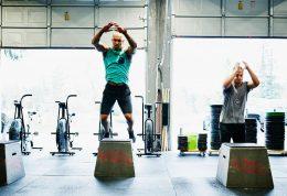 فواید انجام حرکات پلیومتریک برای بدن