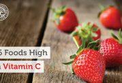 منابع غذایی گیاهی برای دریافت ویتامین C