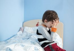شب ادراری و امراض قندی در سنین کودکی