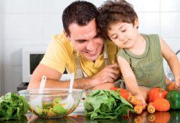 اهمیت مصرف سبزیجات برای کودکان