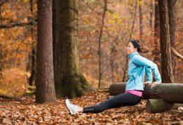 5 توصیه ورزشی برای فصل پاییز