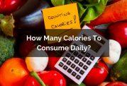 محاسبه کالری دریافتی روزانه برای کاهش وزن
