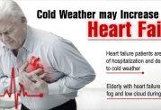 ابتلا به امراض قلبی و عروقی در آب و هوای سرد