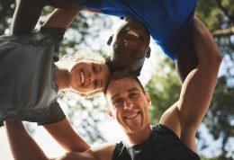 هرگز به تنهایی ورزش نکنید!