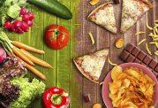 از کجا بدانیم تغذیه سالمی داریم؟