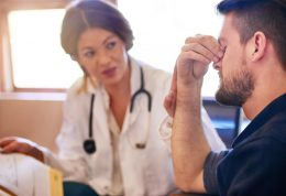 نشانه ها و روش های درمان سردرد سمت چپ