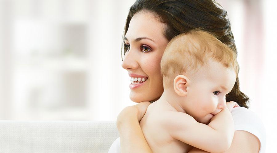سلامت جنین با تغذیه مناسب مادر در دوران بارداری
