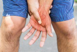 آسیب به اعصاب محیطی با برخی نشانه ها