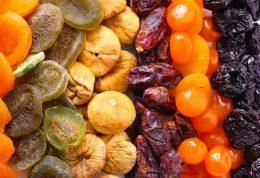 مصرف میوه خشک و توضیحات مهم در این زمینه