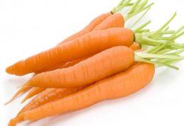 مزایا و خواص درمانی هویج
