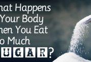 اثرات منفی خوردن شیرینی جات در دراز مدت