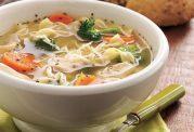 چه غذایی برای افراد سرماخورده مناسب است؟