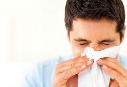 آلرژی خارج از کنترل