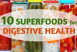 بهترین غذاها برای مبتلایان به امراض گوارشی