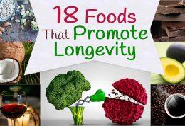 افزایش طول عمر با تغذیه سالم
