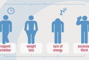 نشانه های ابتلا به دیابت نوع یک