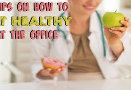 مواد غذایی سالم برای افراد شاغل