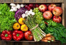لاغری به کمک سبزیجات