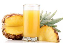 درمان با آب آناناس