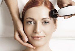 جوانسازی پوست و موی سر با آر اف